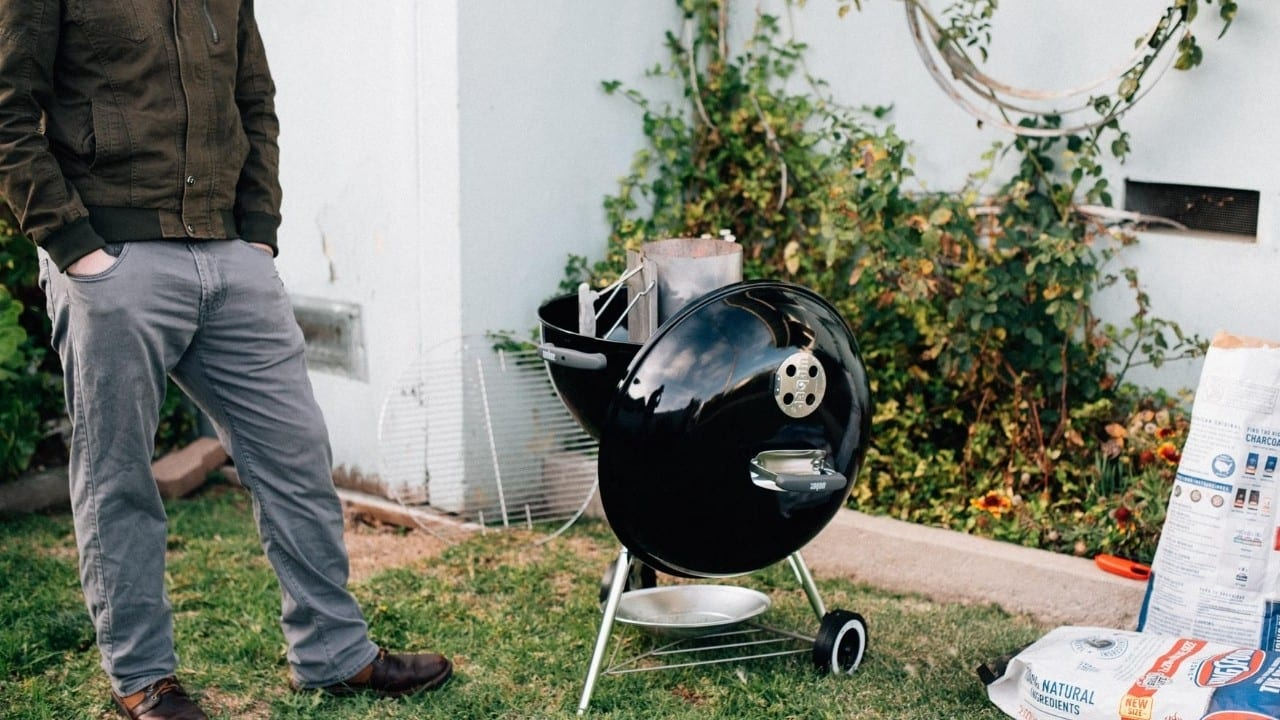 Best Charcoal Grill Under 200 Featured Image