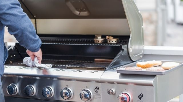 Best Flat top Grill Image