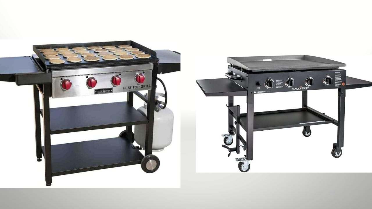 best flat top grill featured image