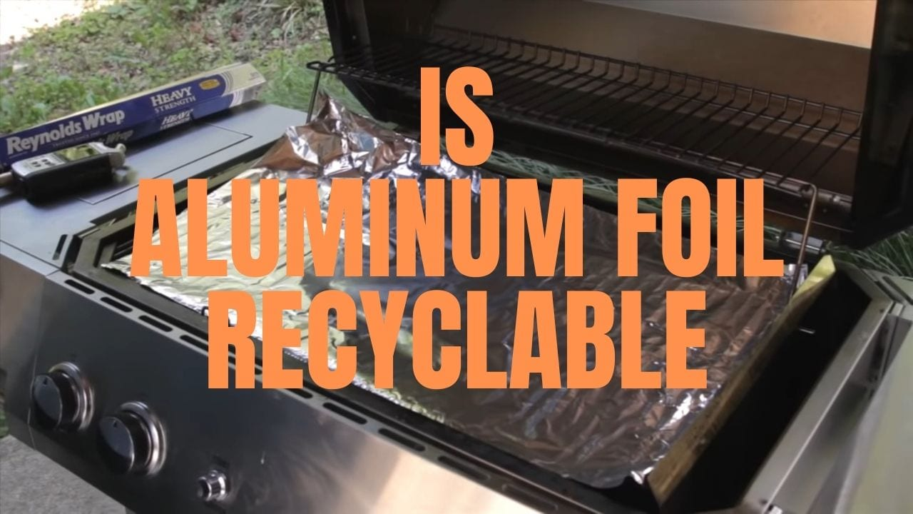 How to Recycle Aluminum Foil-Feature Image