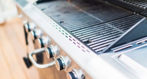 Best Gas Grill with Cast Iron Grates