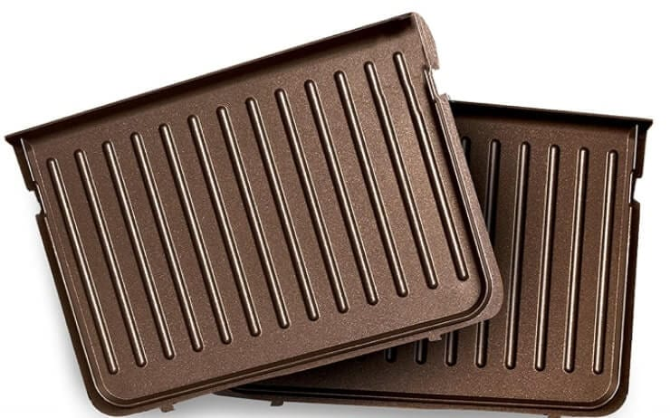 George Foreman Grill Drip Tray Substitute - grill plates