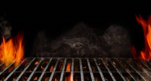 How to Clean a Gas Grill with Cast Iron Grates