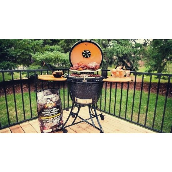 Pit Boss Kamado grill review image 3