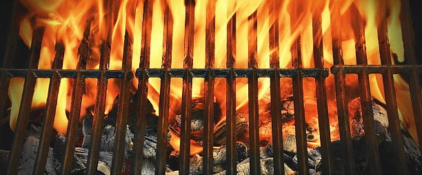fired up grill