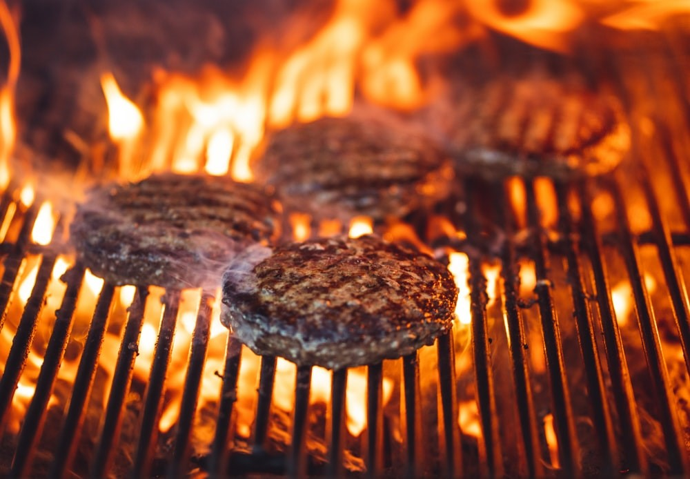 Two-Stage Grilling Method