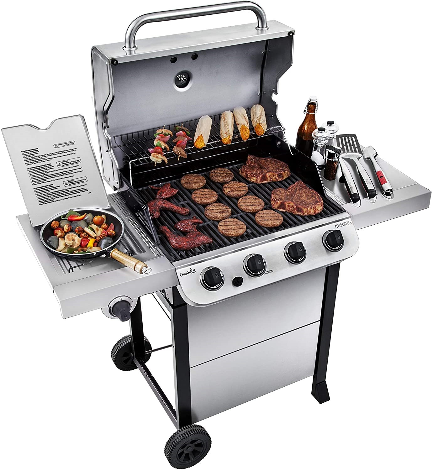 best char broil grill under 300